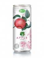 250ml OEM Apple Juice Drink