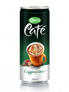 250ml OEM Cappuccino Coffee