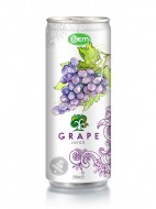 250ml OEM Grape Juice Drink