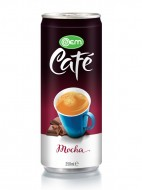 250ml OEM  Mocha Coffee