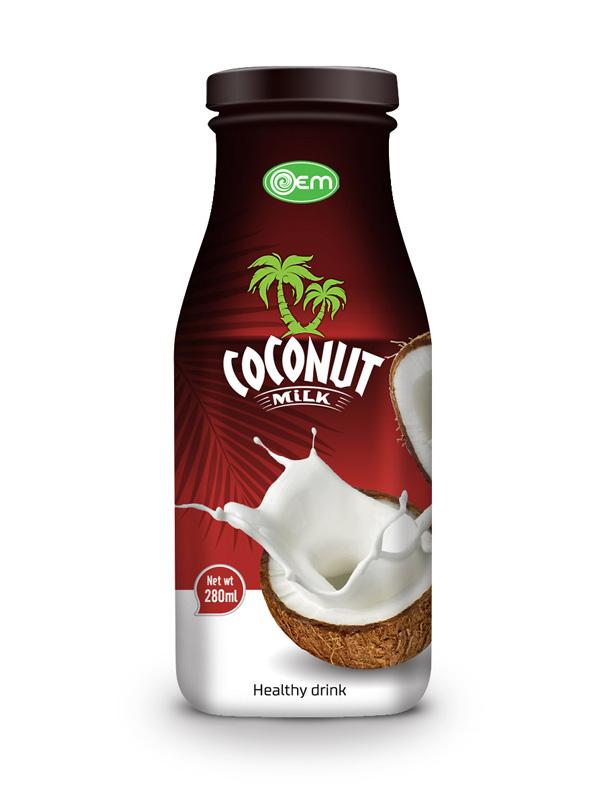 330ml Oem Coconut Water Juice Drink Oem Manufacturing