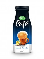 280ml OEM Glass bottle French Vanilla Coffee