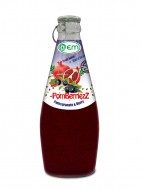 290ml OEM Basil Seed with Pomegranate & Berry