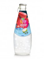 290ml OEM Rose Apple with Coco Jelly