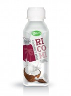 310ml OEM PP bottle Coconut Milk