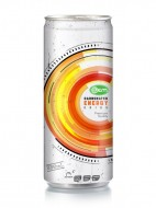 330ml OEM Canned Carbonated Energy Drink