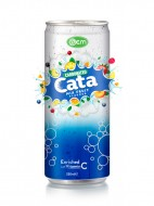 330ml OEM Carbonated Mix Fruit Flavor Drink