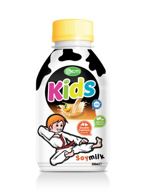 330ml OEM Kids Soy Milk