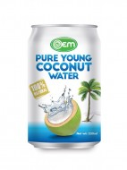 330ml OEM Pure Young Coconut Water