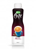 350ml OEM PP bottle Mocha Coffee