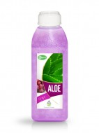 460ml OEM Grape Flavor Aloe Vera