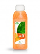 460ml OEM Orange Flavor Aloe Vera