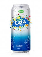 500ml OEM Carbonated Mix Fruit  Flavor