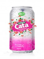 OEM Carbonated Strawberry Flavor Drink